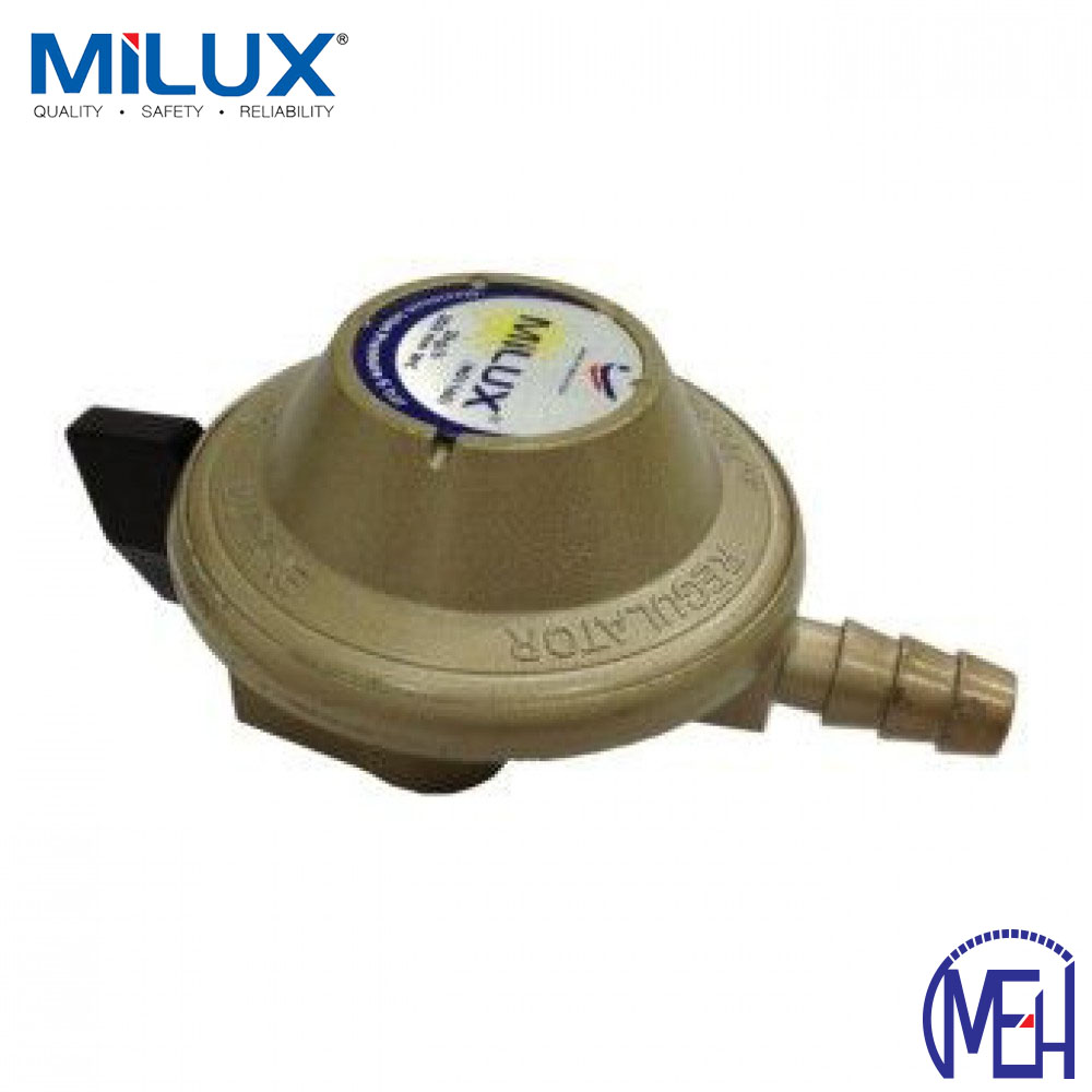 Milux Gas Regulator Set M188CS