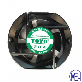 image of TOYO 8'' MiniBlower Fan (TM-Series)  Ball Bearing