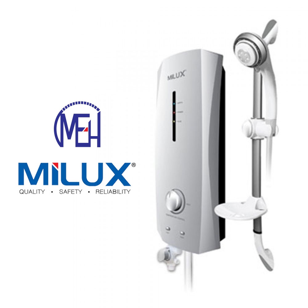 Milux Water Heater ML-338E (No Pump)