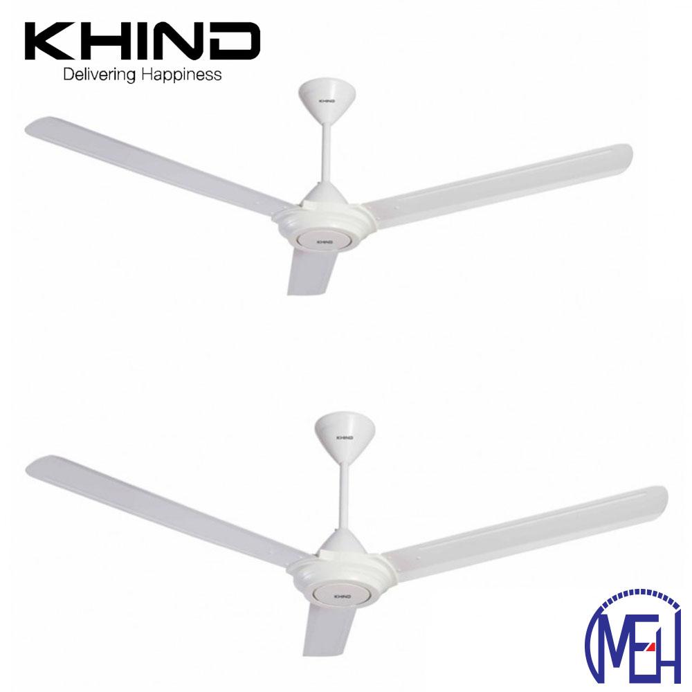Khind Ceiling Fan CF611 x 2 units