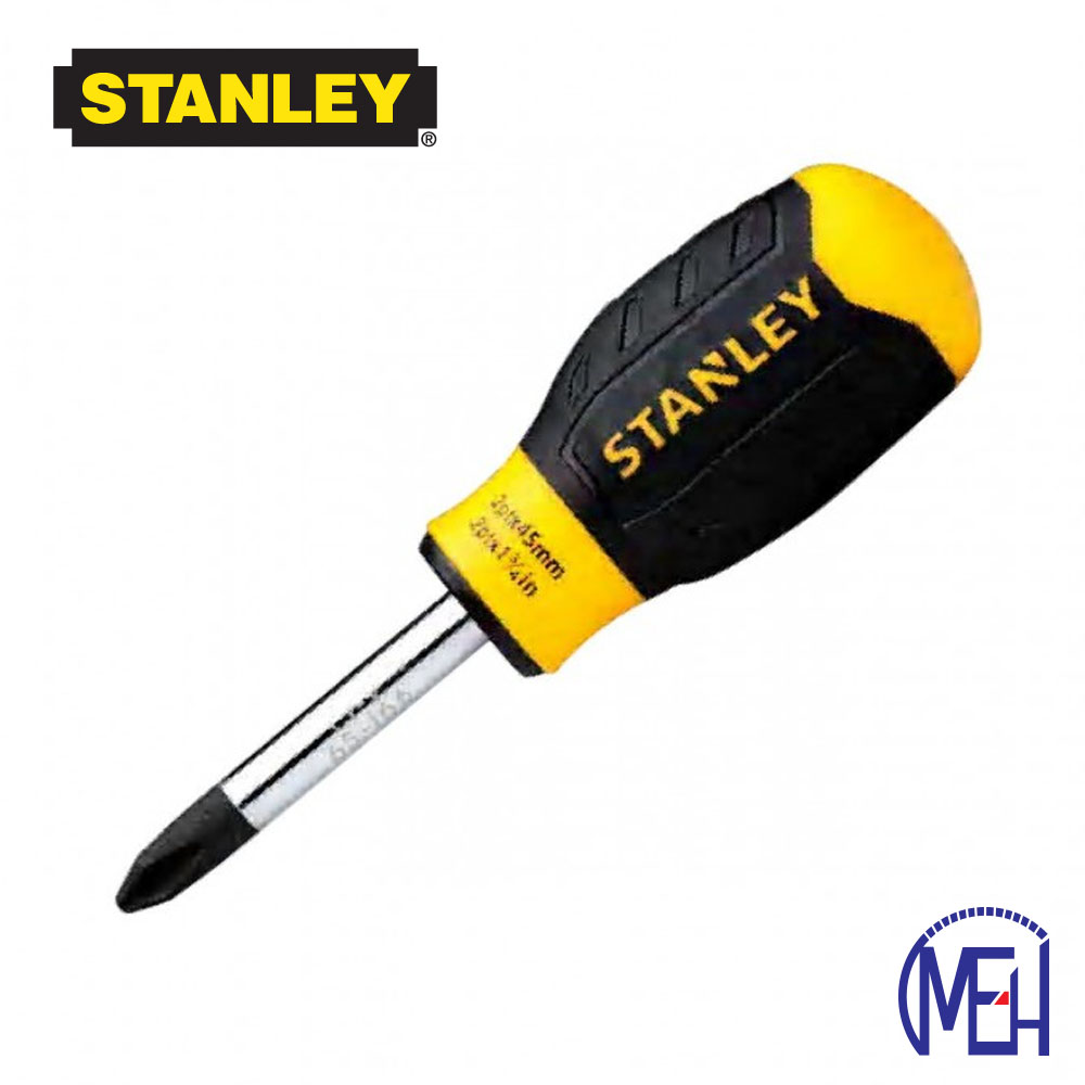 Stanley Cushion Grip 2 Screwdriver STHT65166-8