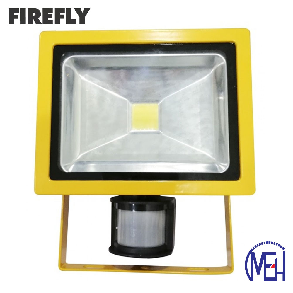 Firefly LED Flood Light with Sensor 30W Warm White