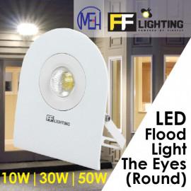 image of FFL LED The Eyes Flood Light (Round)