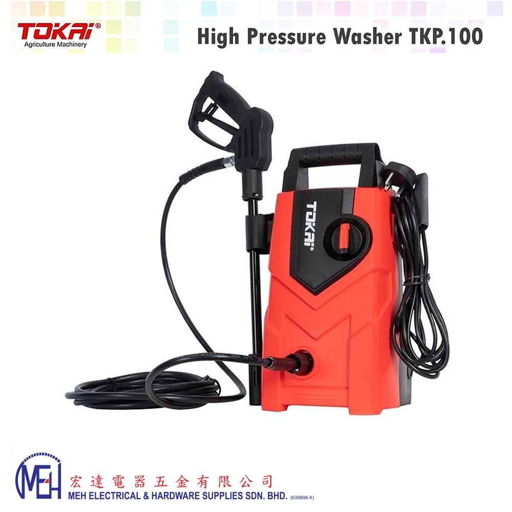 TOKAI  HIGH PRESSURE WASHER TKP 100
