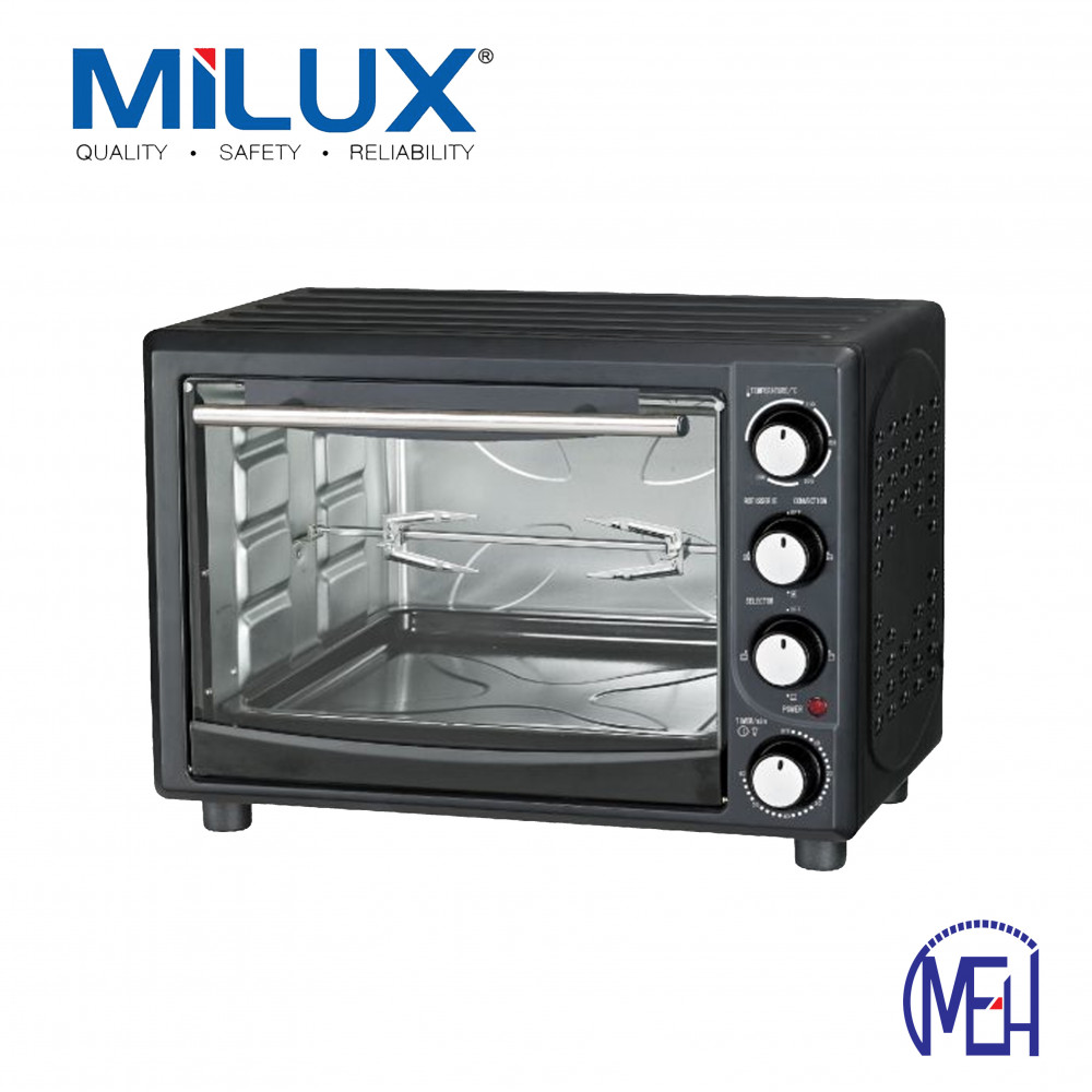 Milux 35L Electric Oven (MOT-35)
