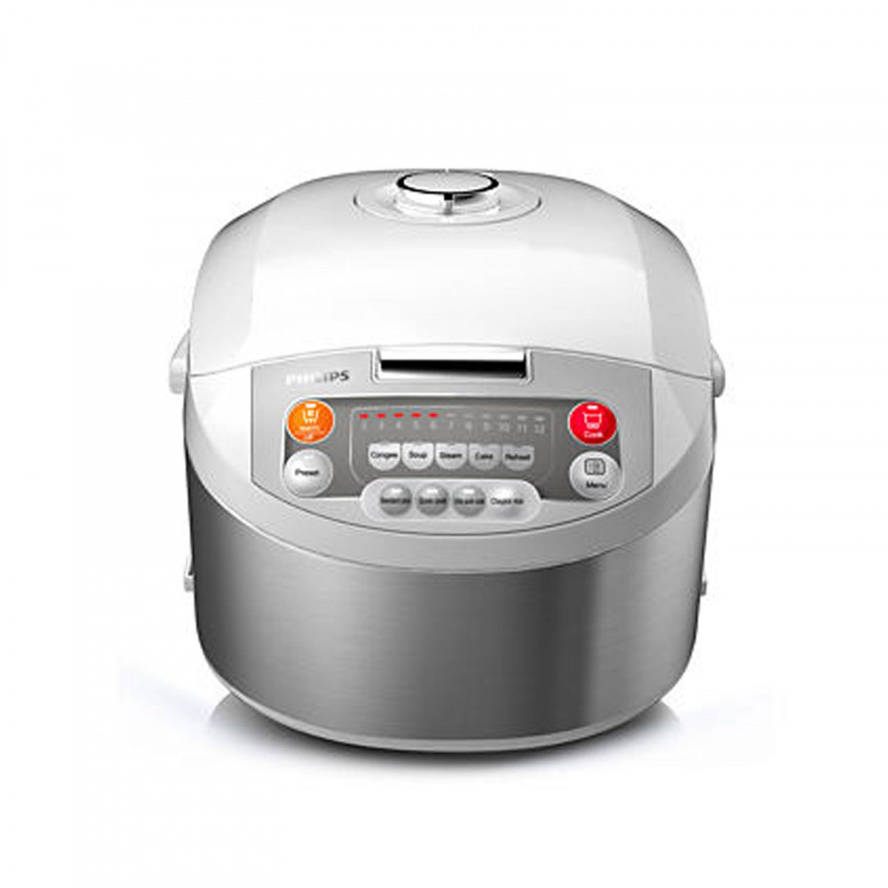 PHILIPS HD3038 FUZZY LOGIC RICE COOKER (1.8L)