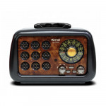 KEMAI Vintage Retro Radio 3 band wireless mp3 player MD-1901BT