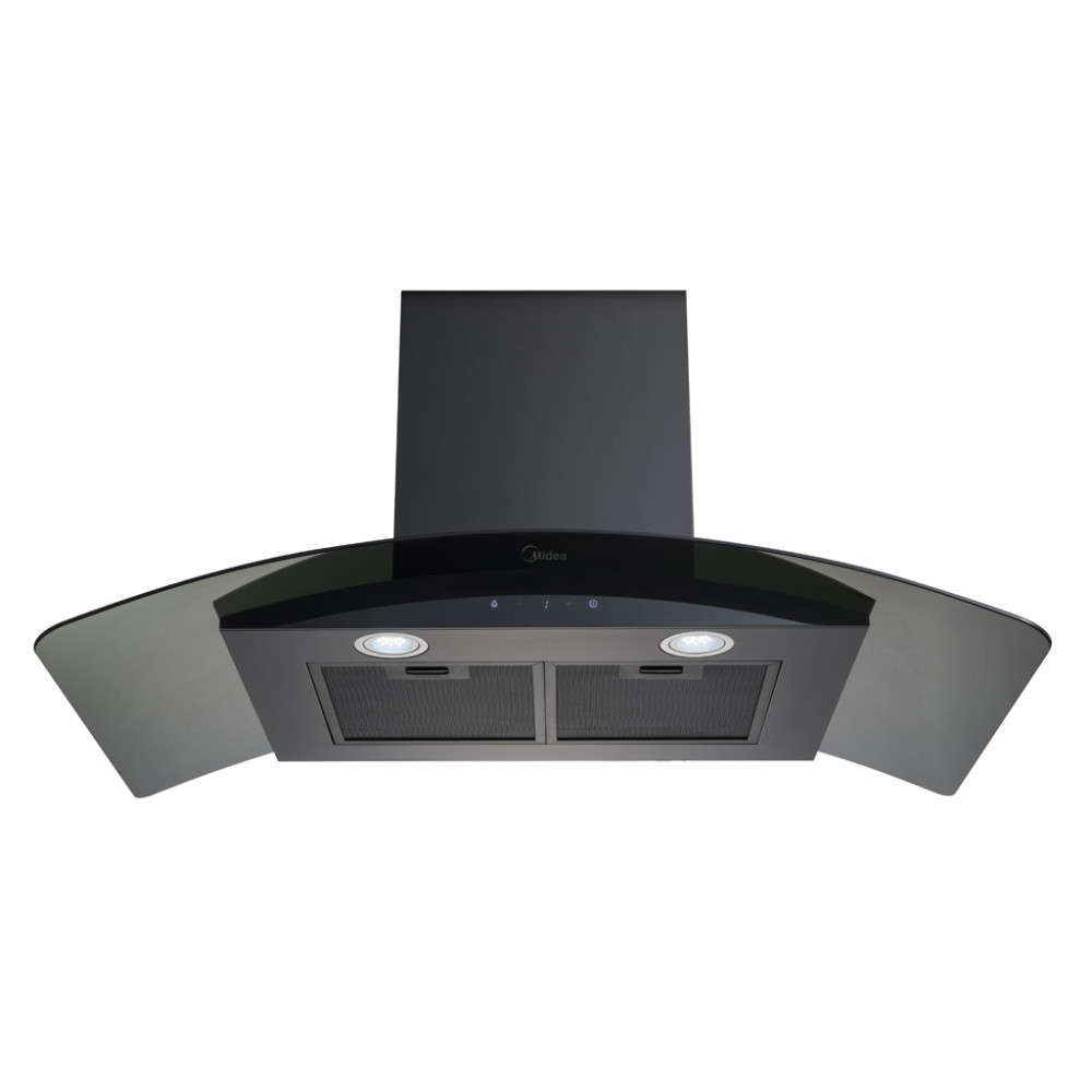 Cooker Hood with Charcoal Filter