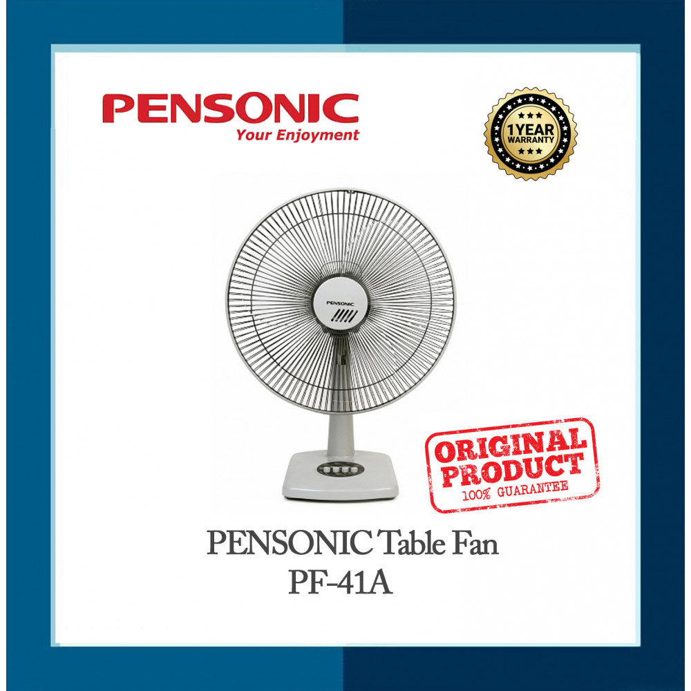 Pensonic Table Fan   PF-41A