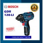 Bosch Cordless Impact Driver GDR120-LI