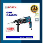 Bosch Rotary Hammer GBH2-28 DFV