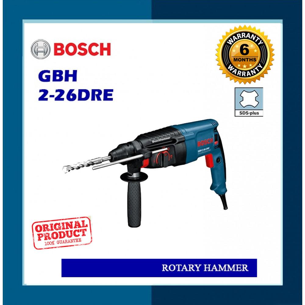 Bosch Rotary Hammer GBH2-26 DRE