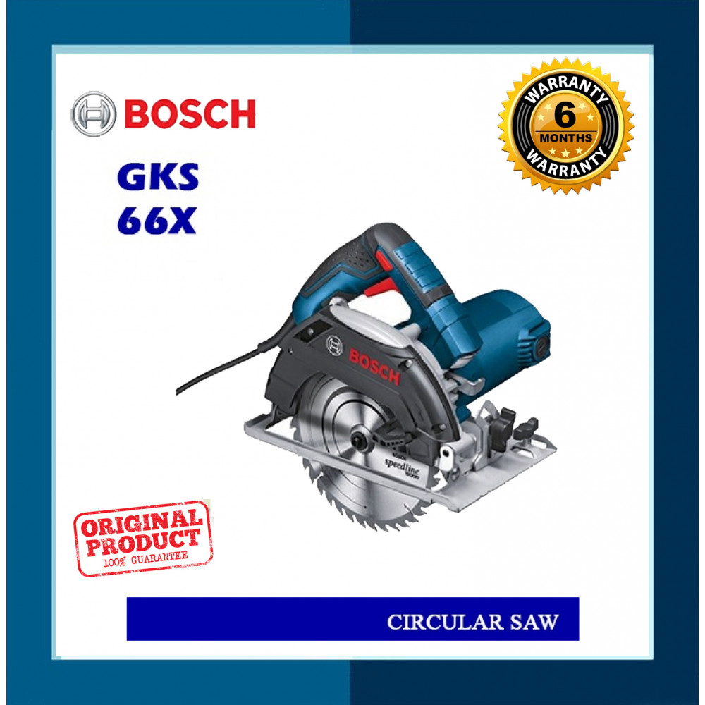 Bosch Circular Saw GSK66X