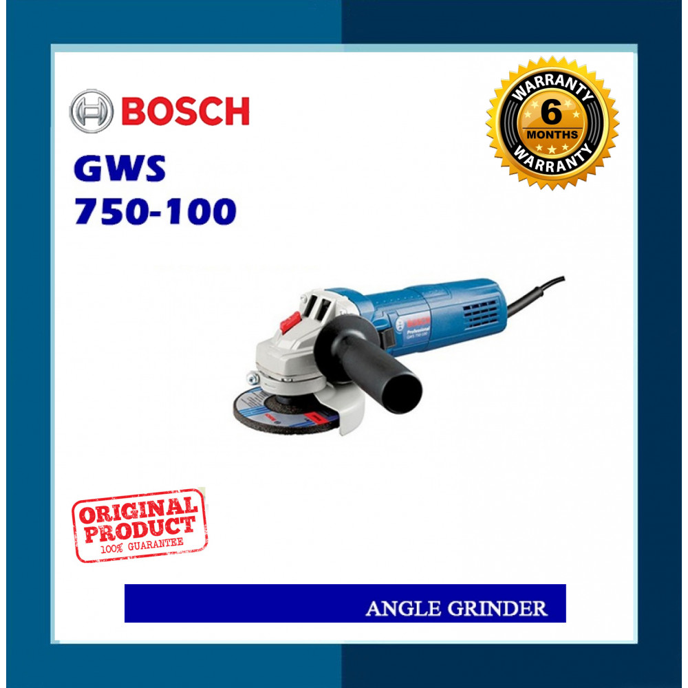 Bosch 4inch Angle Grinder GWS750-100