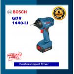 Bosch Cordless Impact Driver GDR1440-LI