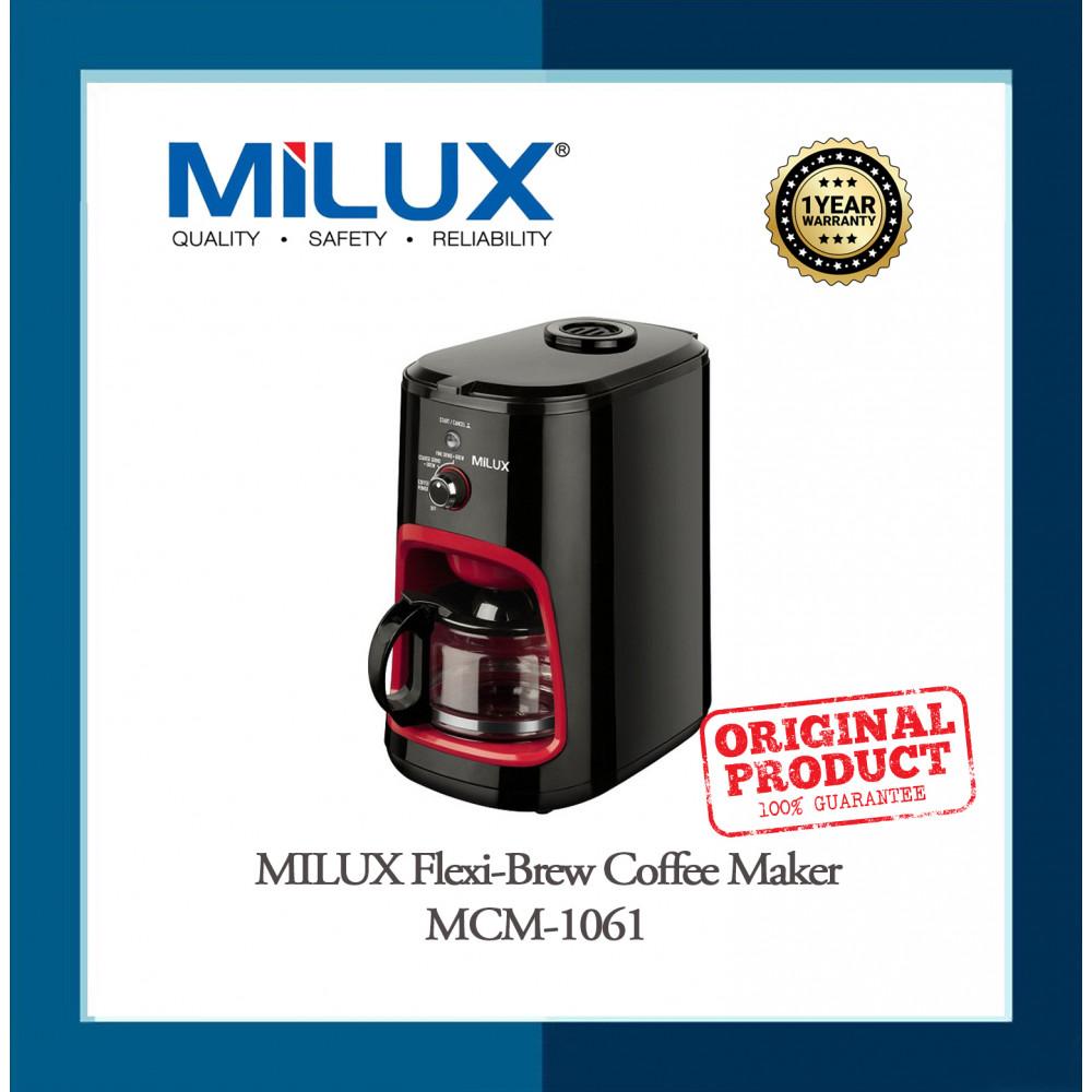 Flexi-Brew Coffee Maker MCM-1061