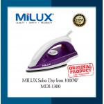 MILUX SOHO DRY IRON MDI-1300