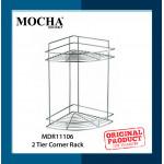 Mocha Italy  MDR11106 2 Tier Corner Rack