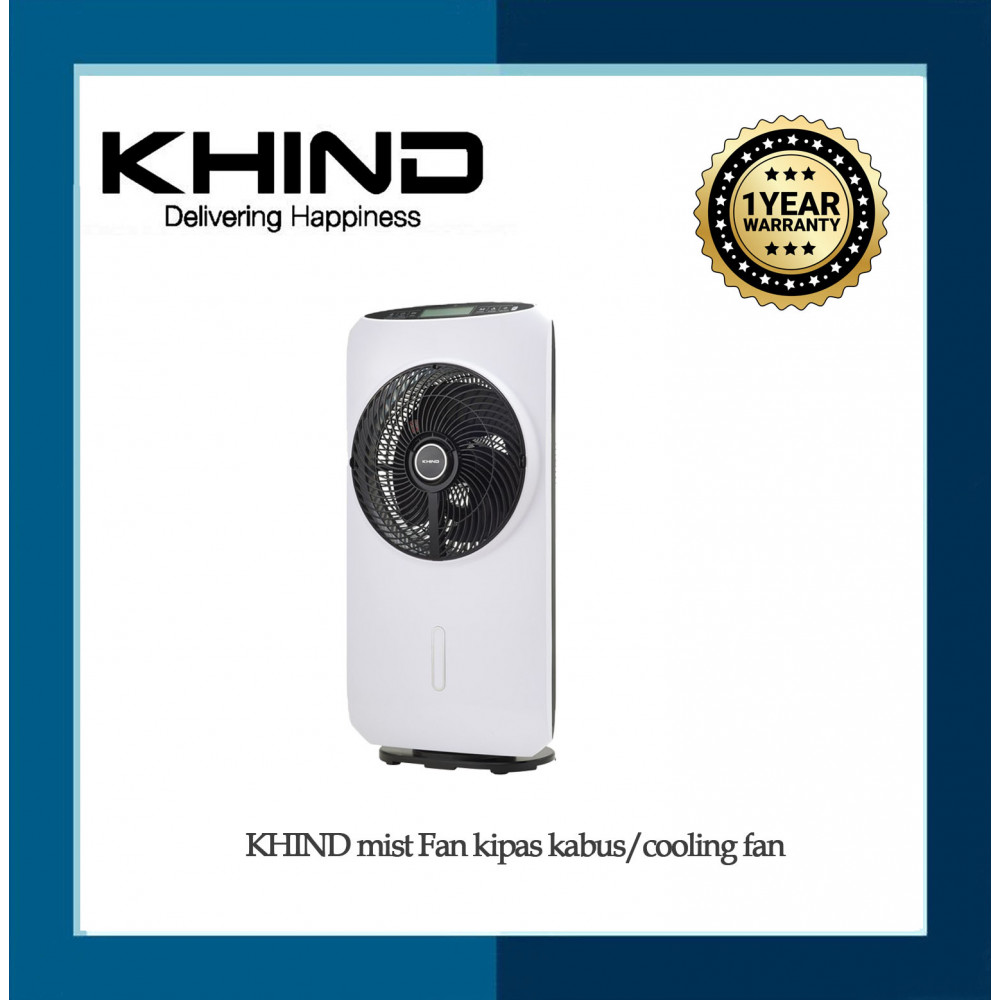 KHIND mist Fan kipas kabus/cooling fan