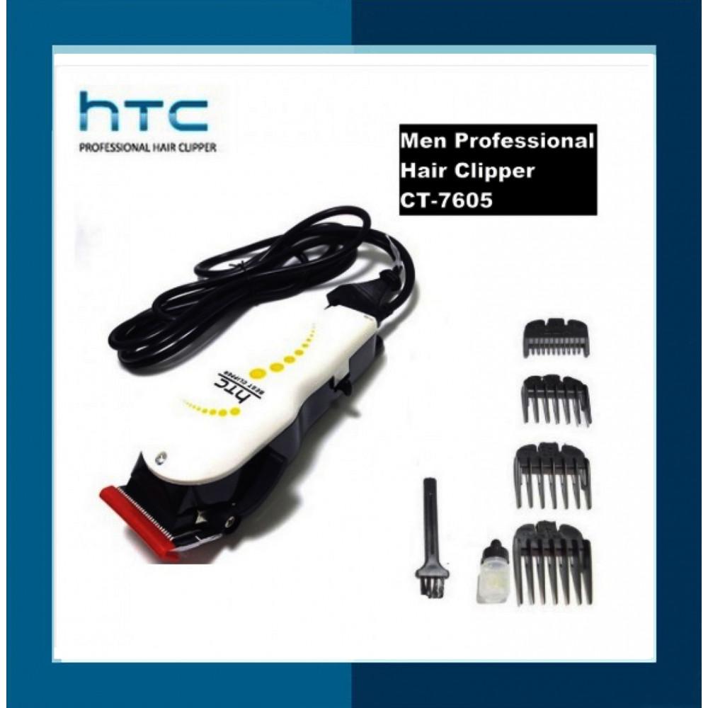 HTC Ac Professional Hair Clipper - CT-7605