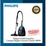 Philips FC9350 PowerPro Compact Bagless Vacuum Cleaner 1800W