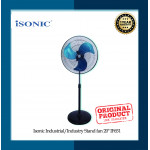 """Isonic Industrial/Industry Stand fan 20"""" IF651"""