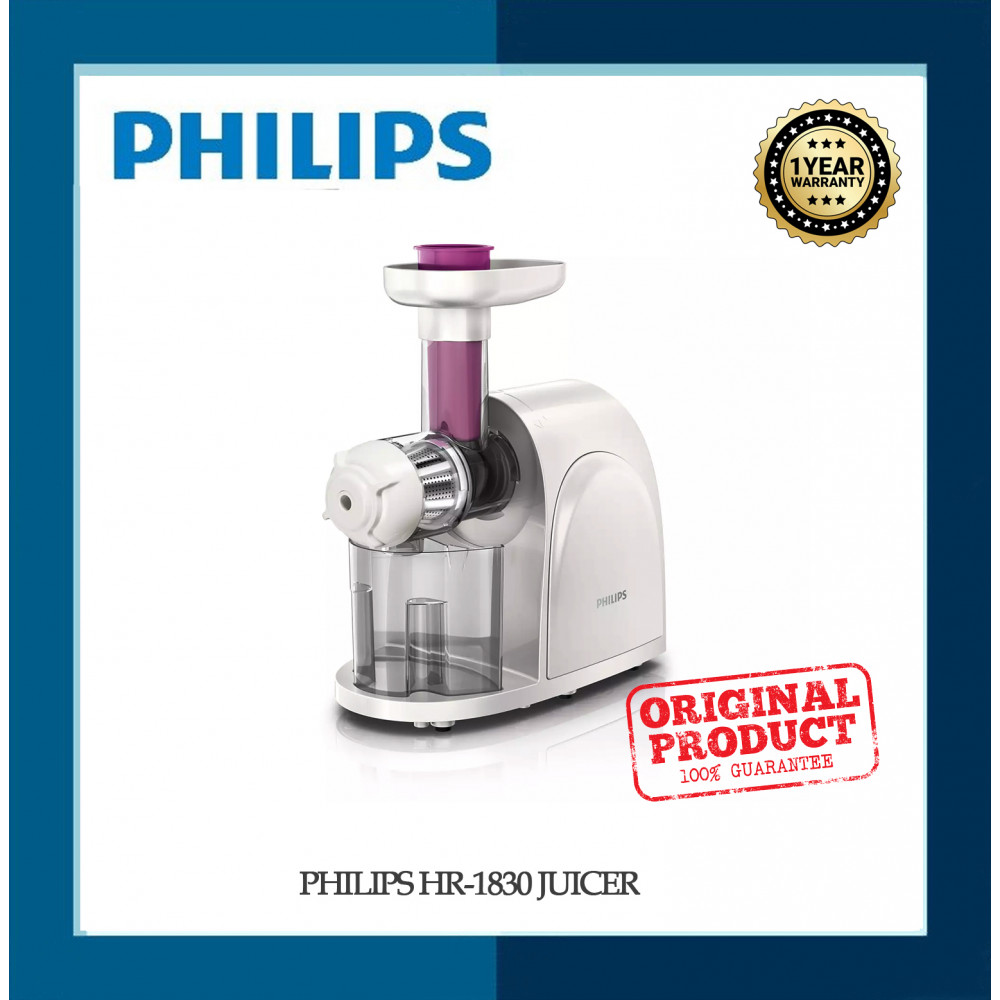 PHILIPS HR-1830 JUICER