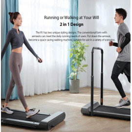 image of {12.12}[Ready Stock][Free Delivery]Kingsmith WalkingPad R1 Exercise Machine Foldable Treadmill Smart..