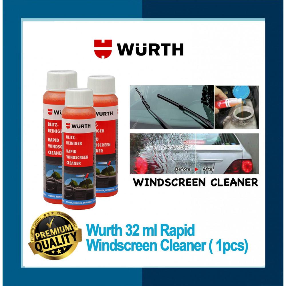 Wurth 32 ml Rapid Windscreen Cleaner