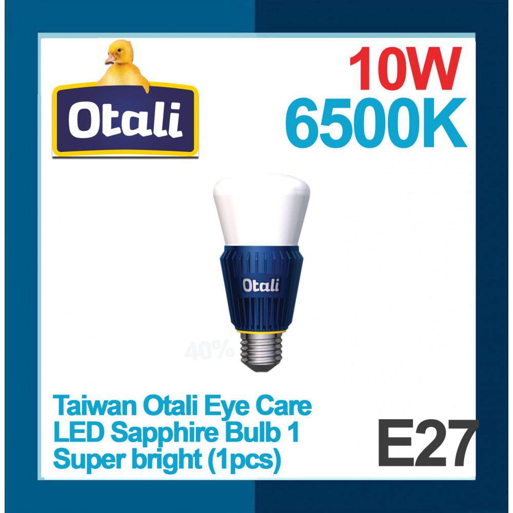 Taiwan Otali Eye Care LED Sapphire Bulb 10W E27 Super bright (1pcs)