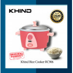 Khind Rice Cooker RC906