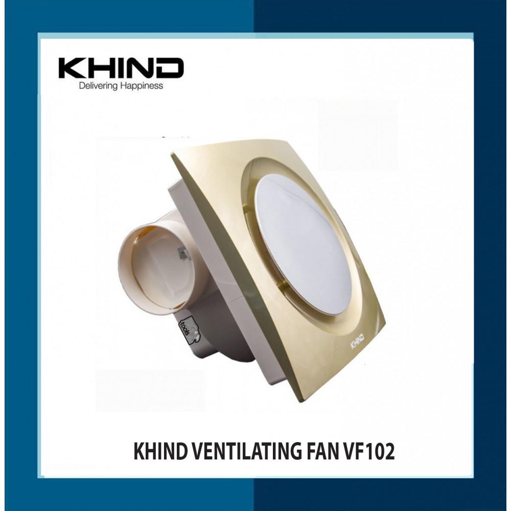 KHIND VENTILATING FAN VF102