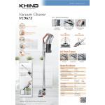 KHIND VC9675 VACUUM CLEANER