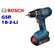 image of Bosch Cordless Drill/Driver (SET) GSR18-2-LI
