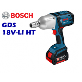 image of Bosch Cordless Impact Wrench (SET) GDS18V-LIHT