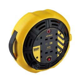 image of Defender Cassette Reel 10 meter (Power Cord) E86576