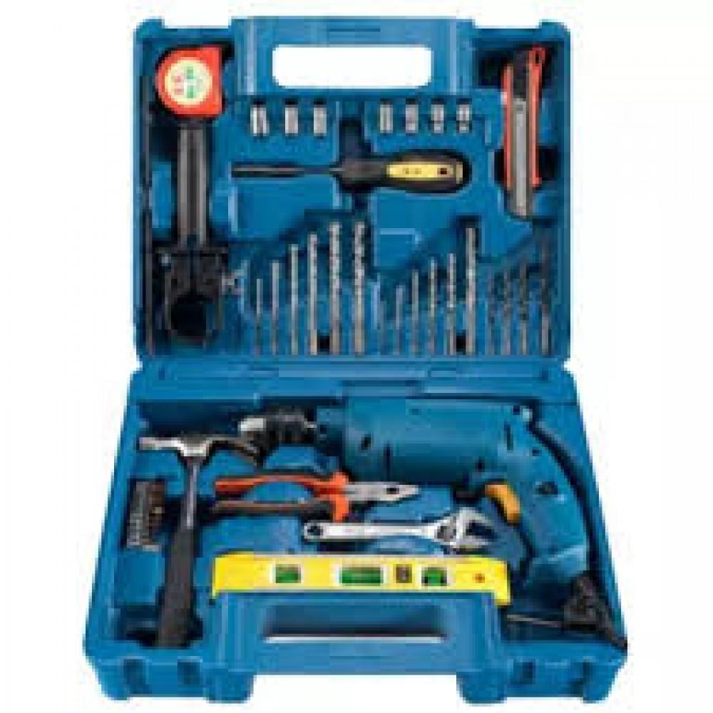 Dong Cheng 13 Impact Drill Tool Kit Z1J-FF04(DZJ04-13)