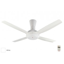 image of KDK Remote Control Type Ceiling Fan (140cm/56″) K14X5-WT