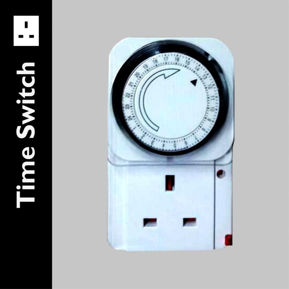 M-Lite 24HR Segment TimeSwitch