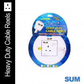image of SUM 7m Heavy Duty Cable Reels