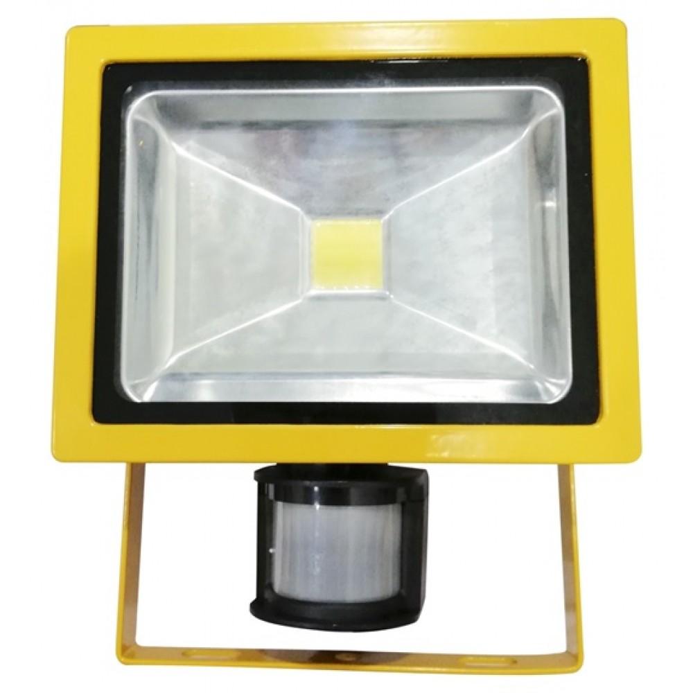 Firefly LED Flood Light with Sensor 30W Warm White