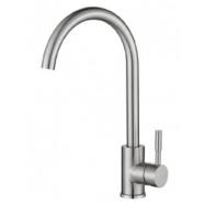 image of Mocha Pillar Mounted Sink Tap (Mixer-304 Faucet) M4130SS