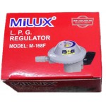 Milux L.P.G Regulator M-168F