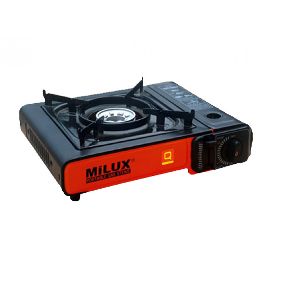 Milux Portable Gas Stove KK-2002