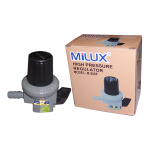 Milux High Pressure Regulator M-268F