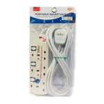 UK Portable Socket-Outlet 3y UK8623NW