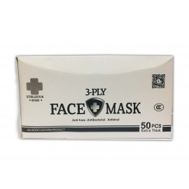 image of Kin Bond Eastern Face Mask 3 Ply (50pcs)