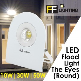 image of FFL LED The Eyes Flood Light (Round)