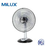 "Milux MTF-16"" Table Fan"