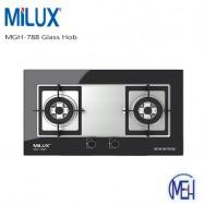 image of Milux MGH-788 Glass Hob